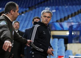 Atletico Madrid v Chelsea - UEFA Champions League Semi Final First Leg