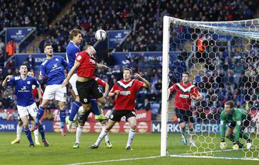 Leicester City v Huddersfield Town - npower Football League Championship