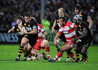 Gloucester Rugby v London Wasps Guinness Premiership