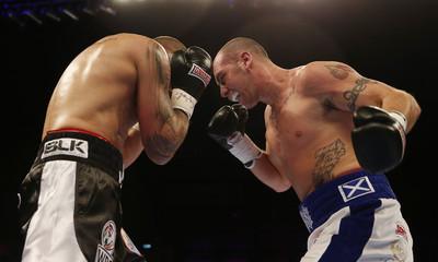 Stephen Simmons v Jon-Lewis Dickinson WBC International Silver Cruiserweight Title