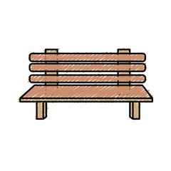 comfortable chair to relaxation object icon