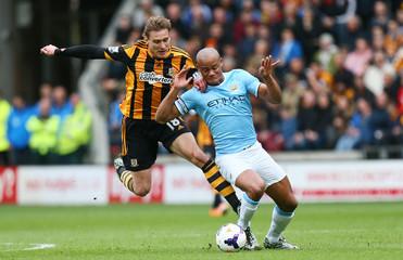Hull City v Manchester City - Barclays Premier League