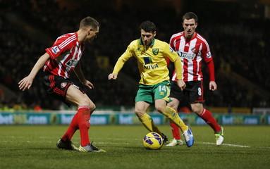 Norwich City v Sunderland - Barclays Premier League