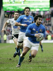 Scotland v Italy RBS Six Nations Championship 2009