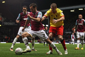 West Ham United v Watford npower Football League Championship