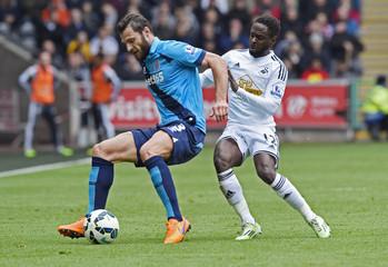 Swansea City v Stoke City - Barclays Premier League