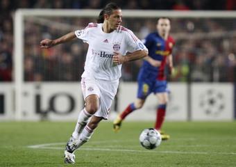 FC Barcelona v Bayern Munich UEFA Champions League Quarter Final First Leg