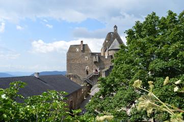Burg Burgruine Aggstein Niederösterreich