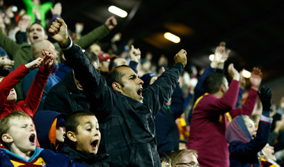 Wigan Athletic v Bradford City - Capital One Cup Fourth Round