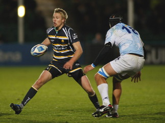 Worcester Warriors v Montpellier 2009/10 European Challenge Cup Pool Two