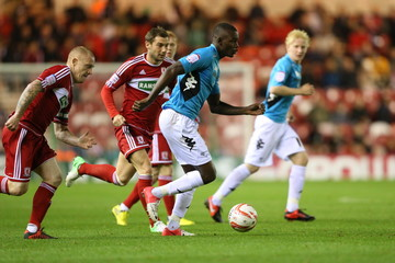 Middlesbrough v Derby County - npower Football League Championship