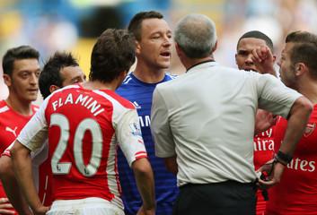 Chelsea v Arsenal - Barclays Premier League