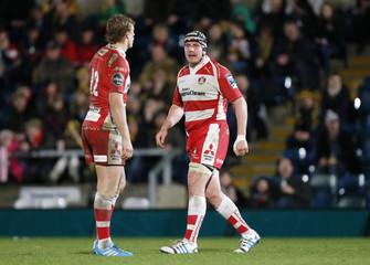 London Wasps v Gloucester Rugby - Amlin European Challenge Cup Quarter Final