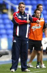 Llanelli Scarlets coach Nigel Davies