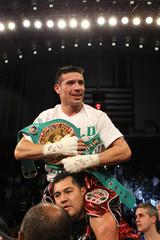 Sergio Martinez v Darren Barker WBC Diamond Middleweight Title