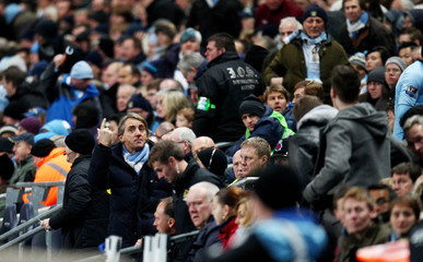 Manchester City v Everton - Barclays Premier League