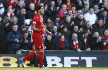 Liverpool v Cardiff City - Barclays Premier League