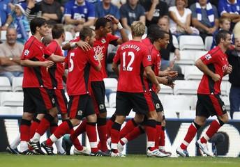 Birmingham City v Blackburn Rovers Barclays Premier League