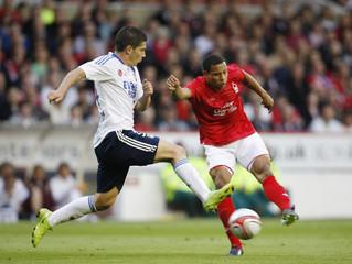 Nottingham Forest v Olympique Lyonnais Pre Season Friendly
