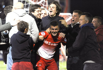Leyton Orient v Peterborough United - Sky Bet Football League One Play-Off Semi Final Second Leg