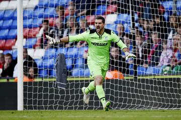 Crystal Palace v Dundee - Julian Speroni Testimonial