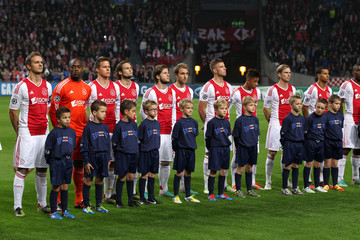 Ajax Amsterdam v Manchester City - UEFA Champions League Group D