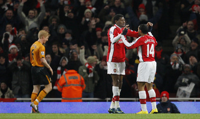 Arsenal v Hull City Barclays Premier League
