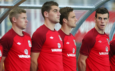 FYR Macedonia v Wales - 2014 World Cup Qualifying European Zone - Group A