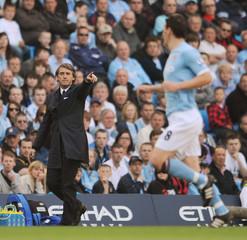 Manchester City v West Ham United Barclays Premier League