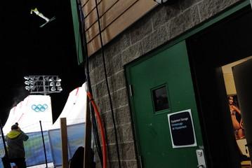 Men's Ski Aerials Qualification - Vancouver 2010