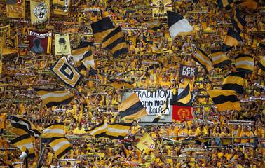 Dynamo Dresden v RB Leipzig - German Cup DFB Pokal