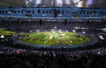 London 2012 Olympic Games - Opening Ceremony