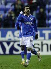 Wigan Athletic v Chelsea Barclays Premier League