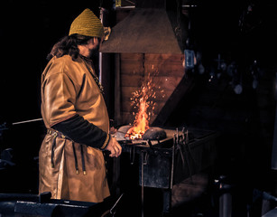 Hungarian Blacksmith