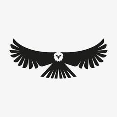 Eagle logo. Vector.