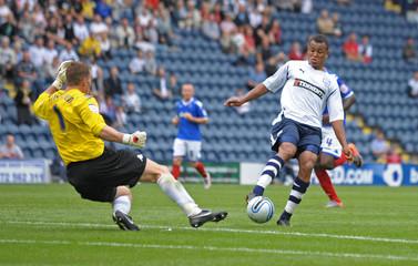 Preston North End v Portsmouth npower Football League Championship