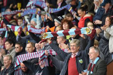 Burnley v Leicester City - Barclays Premier League