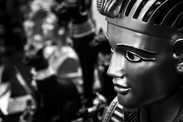Rosto de Faraó