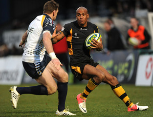 London Wasps v Worcester Warriors LV= Cup Pool Stage Matchday Two