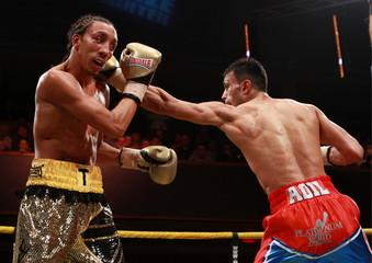 Betfair Prizefighter - Light Welterweights