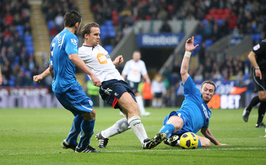 Bolton Wanderers v Newcastle United Barclays Premier League