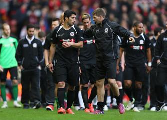 Steven Gerrard All-Stars v Jamie Carragher All-Stars - Liverpool FC Foundation Charity Match