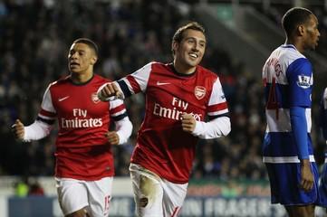 Reading v Arsenal - Barclays Premier League