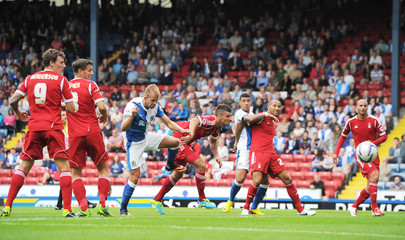 Blackburn Rovers v Nottingham Forest - Sky Bet Football League Championship