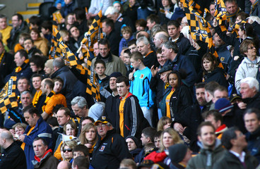 Hull City v Fulham Barclays Premier League