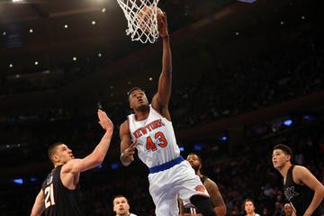 NBA: Phoenix Suns at New York Knicks