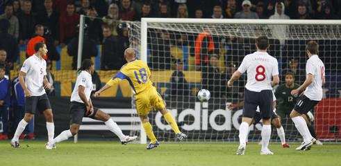 Ukraine v England 2010 World Cup Qualifying European Zone - Group Six