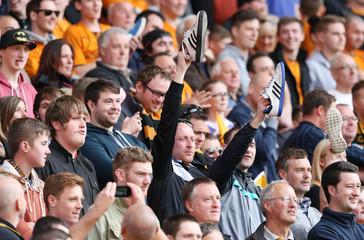 Wolverhampton Wanderers v Carlisle United - Sky Bet Football League One