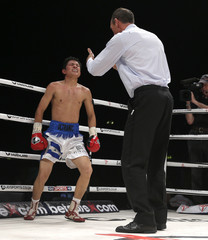 Kal Yafai v Herald Molina IBF Inter-Continental Super Flyweight Title