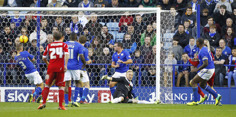 Leicester City v Nottingham Forest - Sky Bet Football League Championship